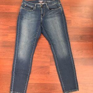 Levi Denizen Curvy Skinny Jeans